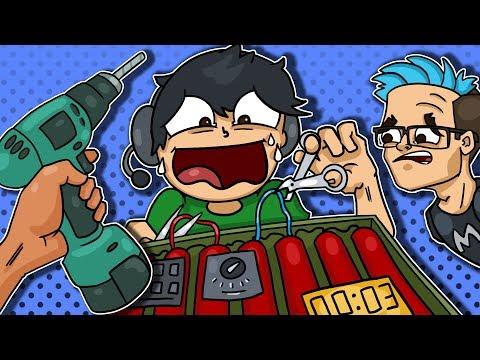 Xxx Mp4 4 Idiots A Bomb Grenade Fails Hand Simulator Funny Moments 3gp Sex