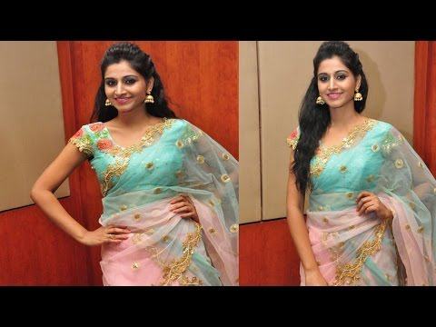 Actress Shamili Hot In Saree
