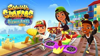 🇦🇷 Subway Surfers World Tour 2018 - Buenos Aires (Official Trailer)