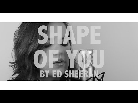 Ed Sheeran - Shape of You [Cover by Mary Spender]