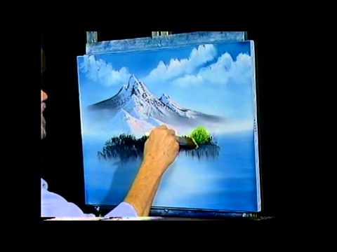 The Joy of Painting S12E2 Mountain Reflections