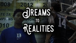 Brandon Ingram: Dreams to Realities (6/20/16)