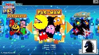 NS Namco Museum - Pac-Man