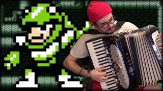 Snake Man (Mega Man 3) [accordion cover]