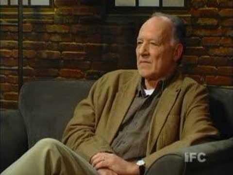 Werner Herzog on Henry Rollins' Show.