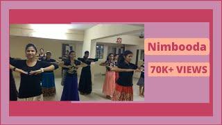 Nimbooda bollywood dance from hum dil de chuke sanam movie by Shraddha's Tapperz Dance Skool