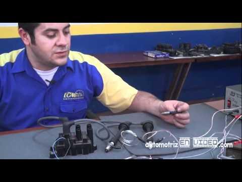 Comprobación de Bobinas Ford Explorer V6