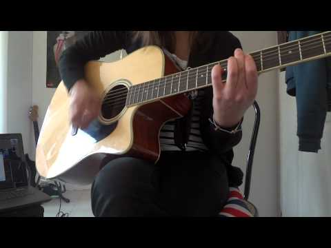 Paramore- Ignorance (Acoustic version cover)