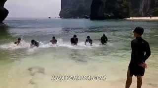 Muay Thai Chaiya Training Camp 2014 EP 1