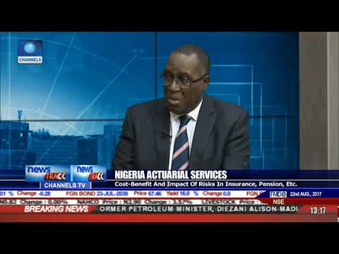 Nigeria Actuarial Services: Cost-benefit & Impact Of Risks In Insurance, Pension
