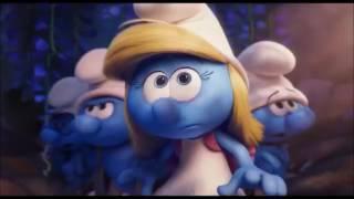 the smurfs the lost village eiffel 65 blue