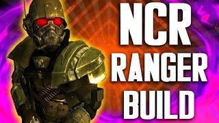 Fallout New Vegas Builds - The NCR Ranger - Legion Nemesis