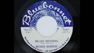 Homer Horton - Heart Mending (Bluebonnet 313)