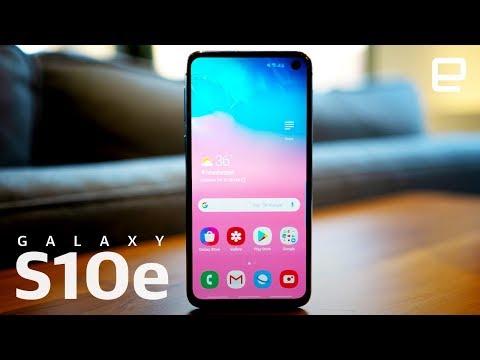 Samsung Galaxy S10e Review Smaller but not lesser