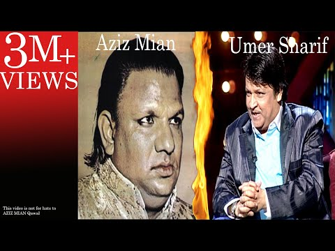 Xxx Mp4 Umer Sharif As Aziz Mian Qawal 3gp Sex