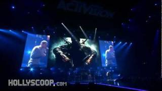 Eminem Love the way you lie live At Activision's 2010 E3 Download & Usher OMG live at E3 Full video