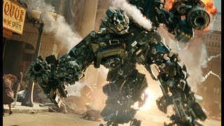 Transformers Saga all Ironhide scenes