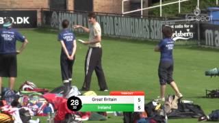 EUC 2015 | Great Britain vs Ireland - Mixed (Final)