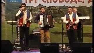 Krajiska grupa Manjaca - Manjaca i Manjacani - 5. sabor krajiske pjesme - (Uzivo 2016)
