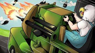 GTA 5 Fun - Gunrunning DLC Missions with Nogla, Basically, and Wildcat