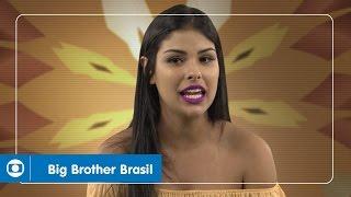 Big Brother Brasil 16: Munik é estudante, de GO, e tem 19 anos