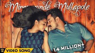 Minnunnunde Mullapole - Official Video Song HD I Tharangam I Tovino Thomas I Santhy Balachandran