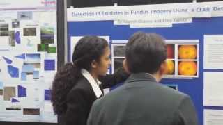 Elina Kapoor @ SPIE Conference May 2014