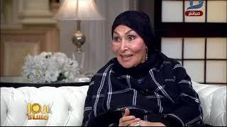 العاشرة مساء| سهير البابلى تروى مواقف للفنانة شادية من كواليس مسرحية ريا وسكينة