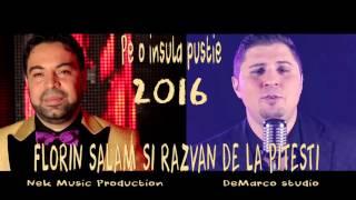 Promo Hit 2016 Florin Salam & Razvan de la Pitesti - Pe o insula pustie