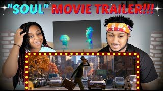 """Soul"" Official Teaser Trailer REACTION!!!"