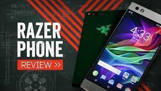 Razer Phone Review: The Obsidian Obelisk