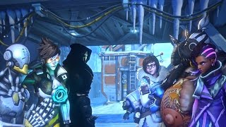 OVERWATCH CAGE MATCH