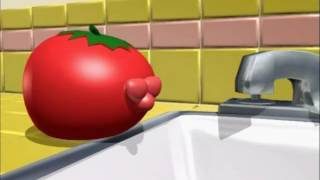 Bob the Tomato Deals With Keroppi and Friends Closing Theme