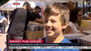2. Kadıköy Plak Günleri - TRT Haber