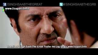 Singh Sahab The Great Theatrical Trailer 2013  Hd 1080p