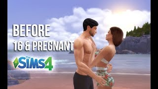 BEFORE 16 & PREGNANT | CAUGHT IN A LIE | A Sims 4 Story