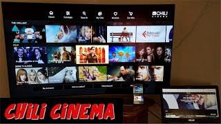 CHILI CINEMA: Miglior Servizio per vedere Film e Serie Tv in Streaming Senza Abbonamento Chili.tv