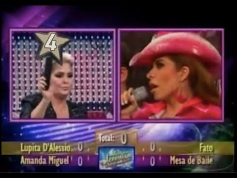 Gloria Trevi VS Lupita D Alessio