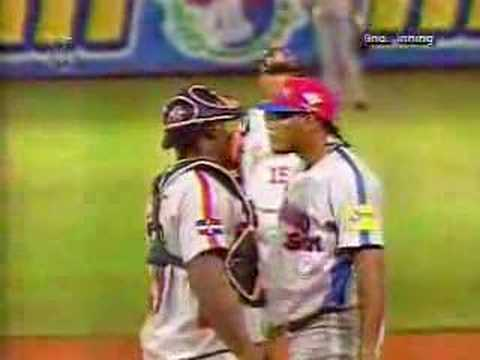Final Serie del Caribe 2006 9no. inning