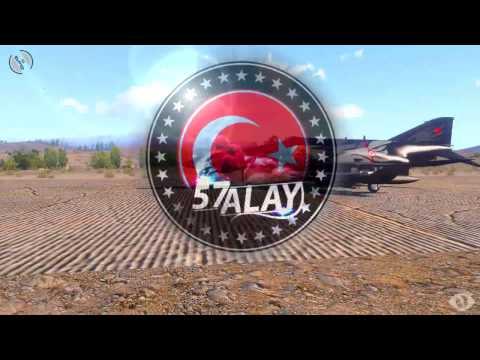 57.ALAY - TANITIM FİLMİ [Turkish Virtual Forces]
