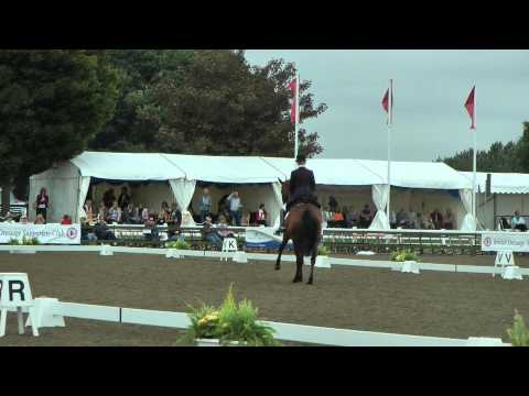 Lara Griffith and Andretti H second placed in the 2013 Nathalie Grand Prix