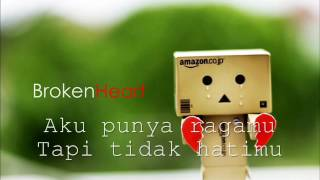 Armada -  Asal Kau Bahagia ( Lyrics + Danbo Vers )