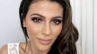 Bridal Makeup Tutorial | Makeup Tutorial | Teni Panosian
