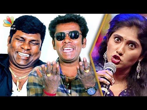 Xxx Mp4 Ennama Ippadi Panreengale Ma Vadivel Balaji Ramar Comedy Interview Vijay TV Julie Movie 3gp Sex