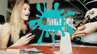 Gwen au restaurant |Gwen Online|