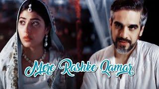 Sahir Eshal Videomix - Mere Rashke Qamar - Piya Bedardi