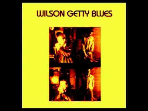 JEFF GETTY & GREG WILSON - WALKIN' BLUES - WILSON GETTY BLUES