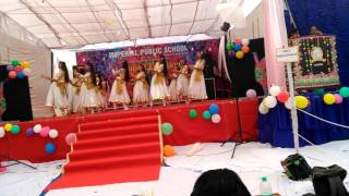 Molly Performing Deewani Mastani