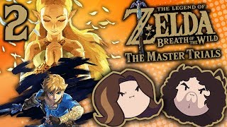 Breath of the Wild: The Master Trials: Dan is Easily Pleased - PART 2 - Game Grumps