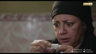 طاقة _القدر| مشهد مؤثر جداً أصعب موقف ممكن يعدى على اى أم  مع بنتها صدمة العمر!!
